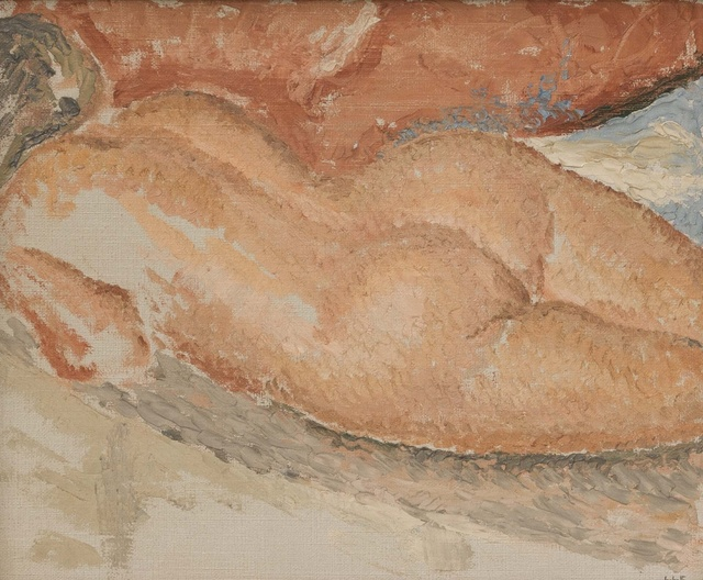 ''Nude'' by Lionel LeMoine FitzGerald