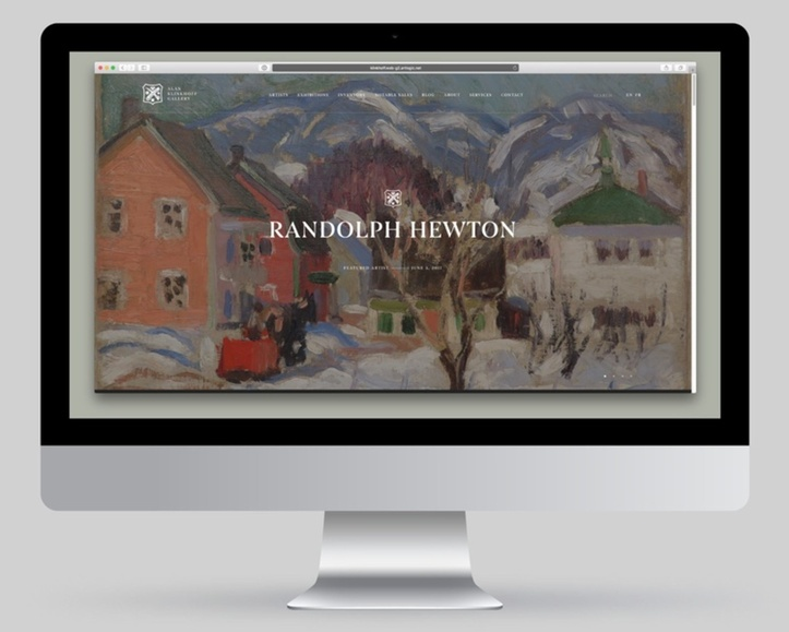 Welcome to a new Klinkhoff.ca: Our Industry Leading Canadian Art Website