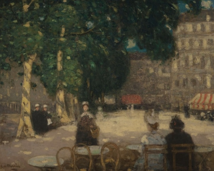 Klinkhoff's sale of Important Morrice canvas tops current auction record