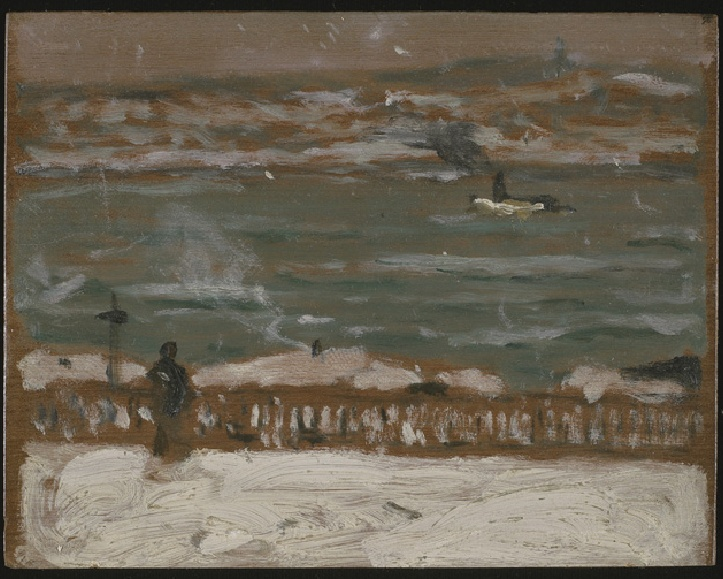 Celebrated Morrice Canvas Never Before Sold