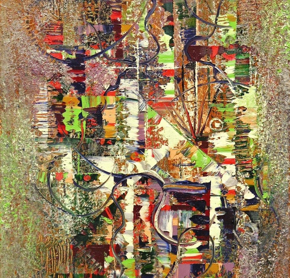 Marcelle Ferron O Q Alan Klinkhoff Gallery