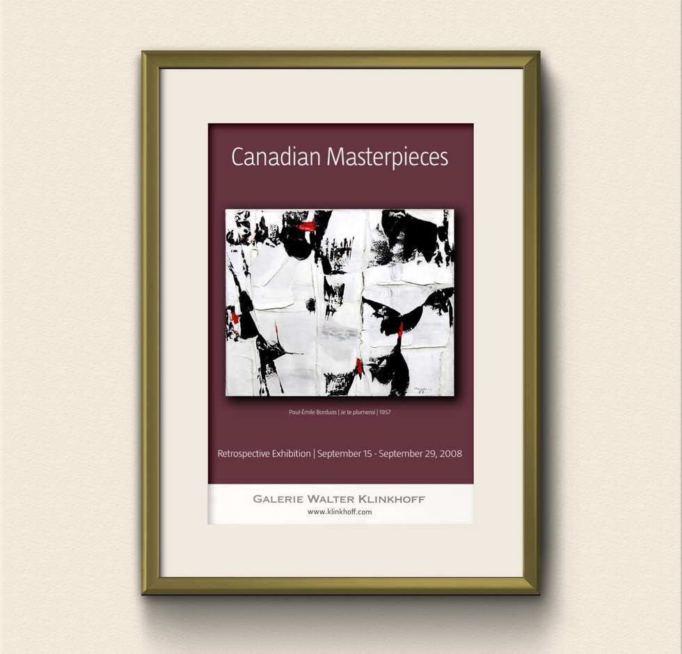 Canadian Masterpieces