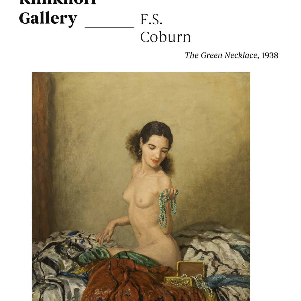 Frederick Coburn's The Green Necklace: Orientalism in Canadian Art