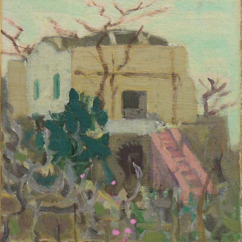 Morrice Painting from Once Forgotten Trip to Capri