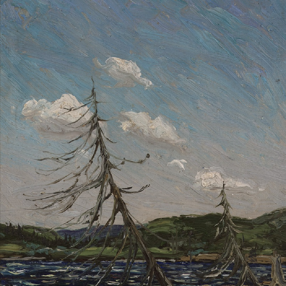 """Awesome"" Tom Thomson Embodies the ""Spirit of Canada"""