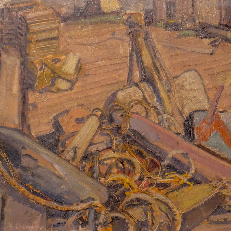 Arthur Lismer: An Appropriate First Acquisition for the New Alan Klinkhoff Gallery