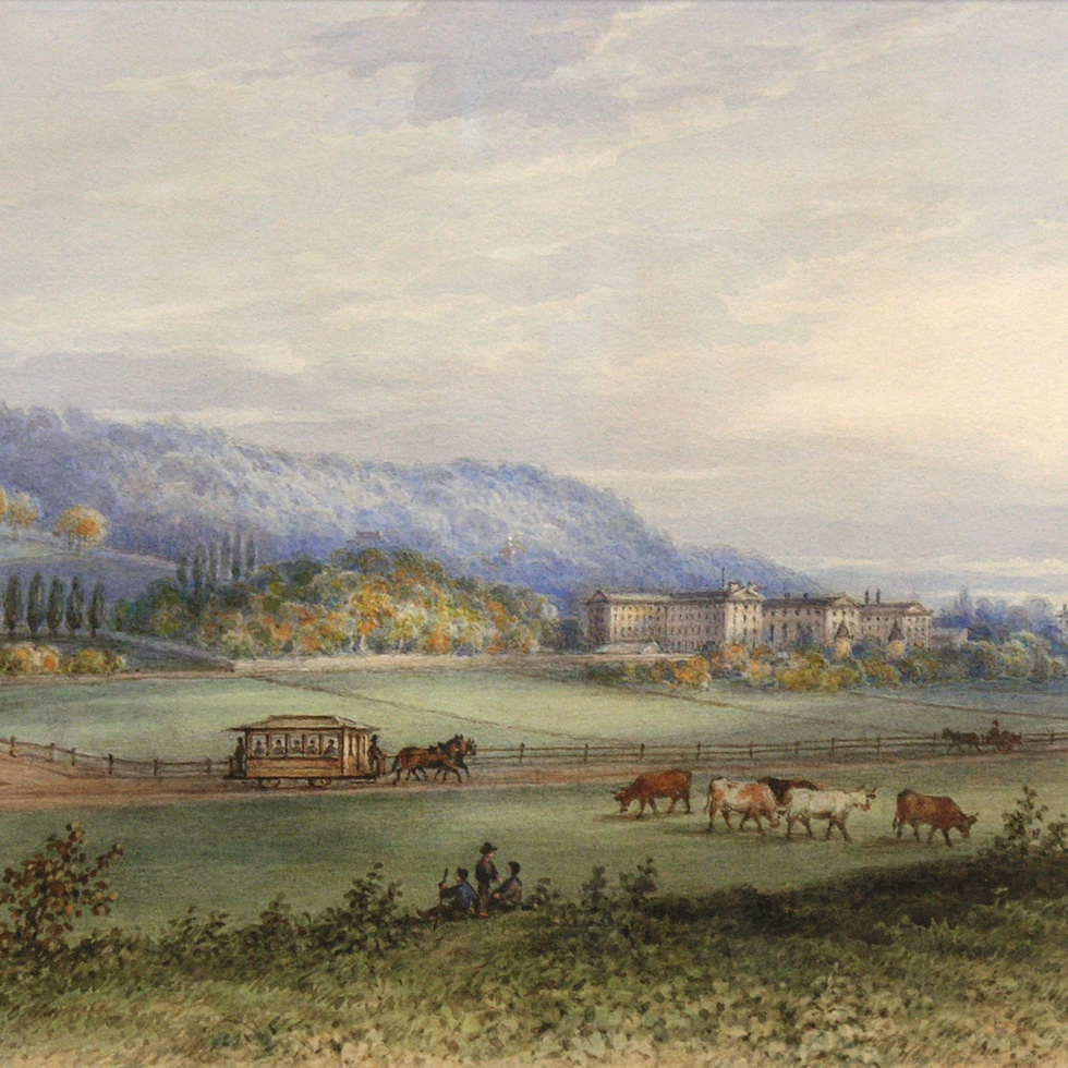 Duncan Watercolour: A Rare Montreal Time Capsule by 19th Century Artist